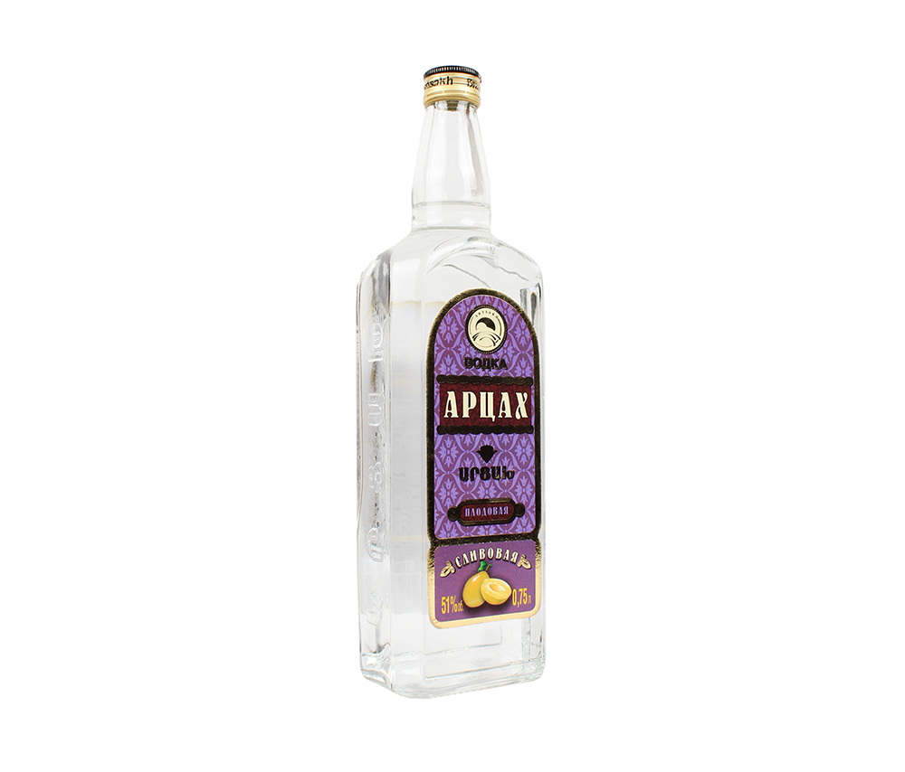 Plum vodka